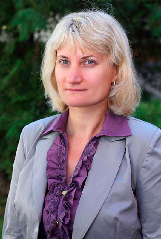 Бондаренко Ольга Андріївна