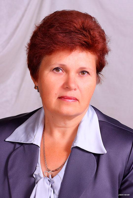 Голубченко Людмила Миколаївна