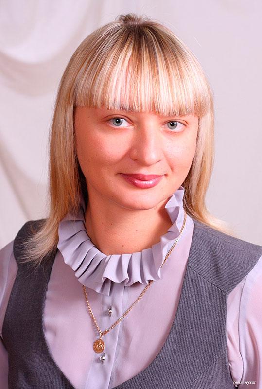Лесько Олена Іванівна