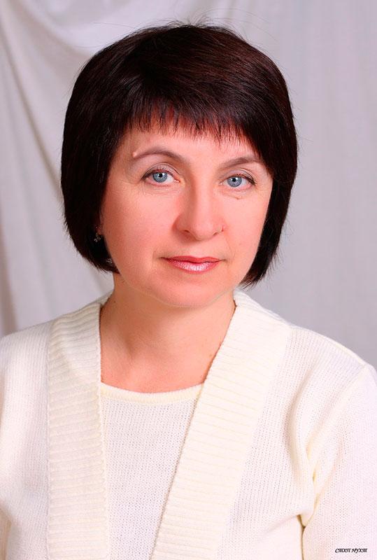 Мизенко Галина Іванівна