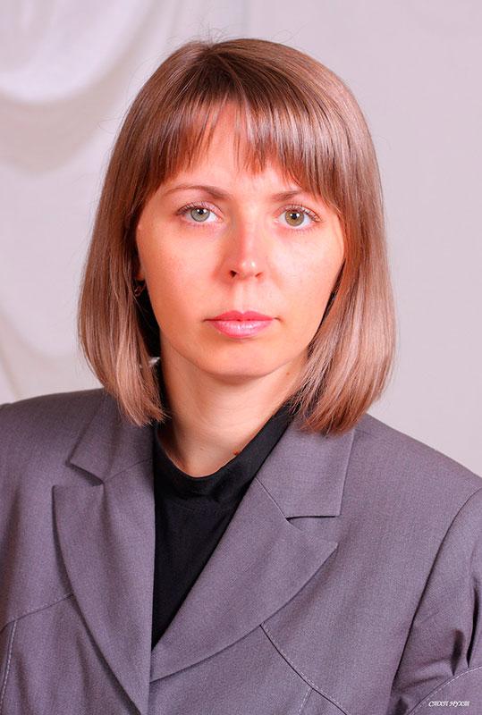 Омельченко Олена Миколаївна