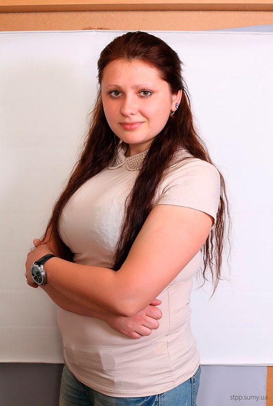 Нестеренко Вікторія Юріївна