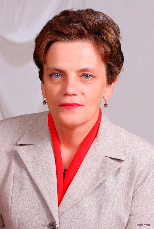 Рєзнік Людмила Василівна