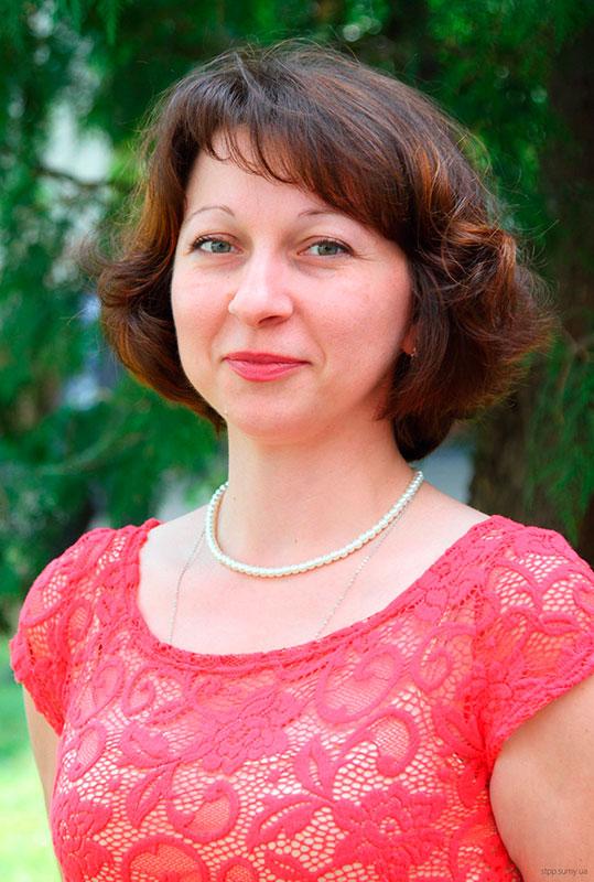 Торяник Людмила Олександрівна