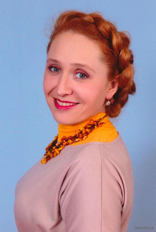 Зудіна Луїза Володимирівна