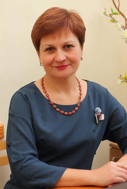 Шапаренко Олена Вікторівна