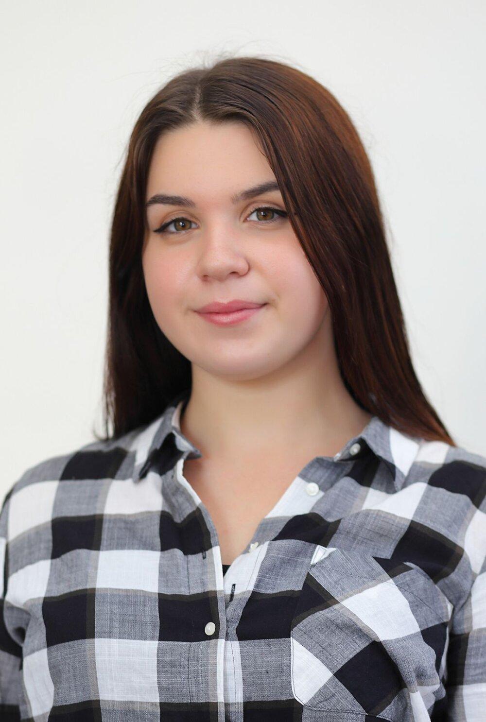 Чайкіна Даріна